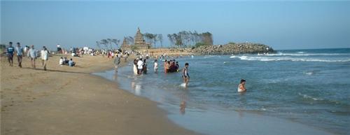 Muttukadu Beach
