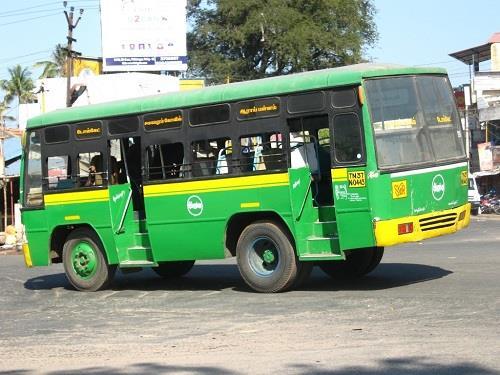 Tamil Nadu Mini-bus Services