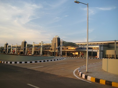 Airport of Trichy