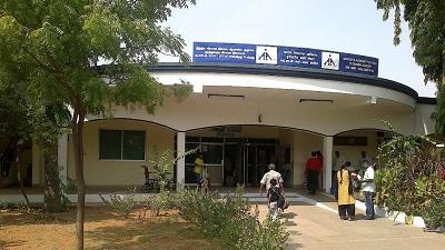 Domestic Airport of Tuticorin