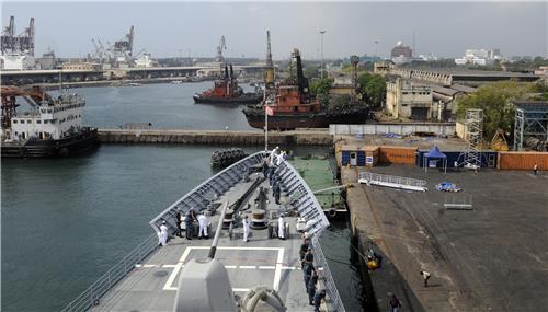 Ports in Tamil Nadu
