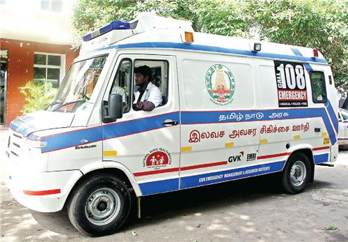 Emergency Seervices in TAmil Nadu