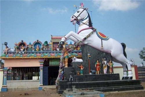 Sri Perungaraiyadi Meenda Ayyanar Temple