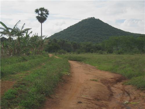 Malai Kovil at Alangulam