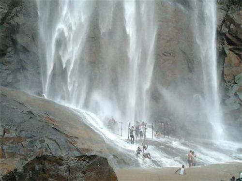 Waterfalls in Chidamabaram