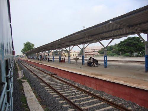 Railways in Chidambaram