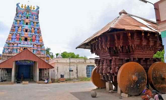 Profile of Devakottai