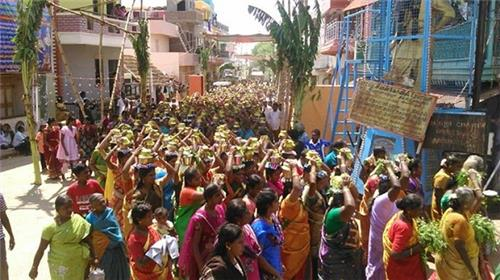 Kadambur Temple Festival