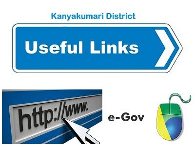 Kanyakumari Government Websites