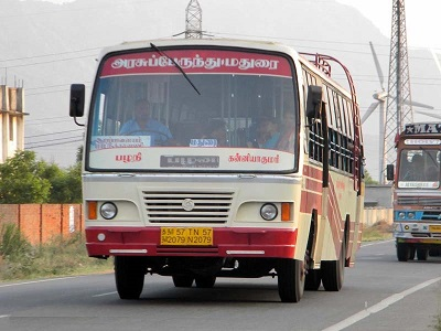 Kanyakumari Buses