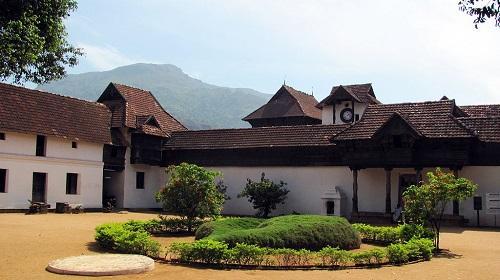 Padmanabhapuram Palace Front Side