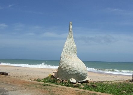 Kanyakumari Sanguthurai Beach