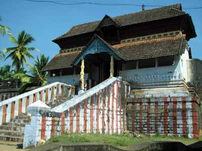 Adi Kesava Temple Kanyakumari