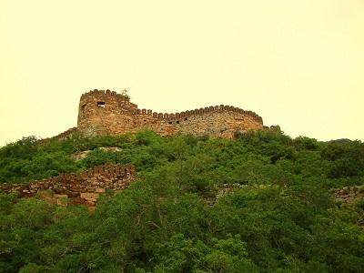 Udayagiri Fort Kanyakumari