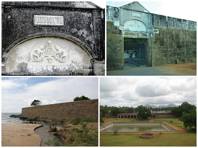 Kanyakumari Vattakottai Fort