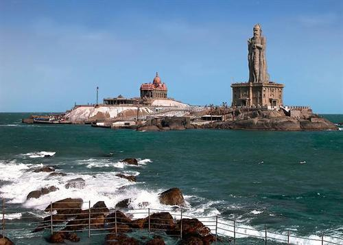 Tourist places in Kanyakumari