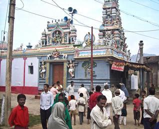Religious places in Krishnagiri