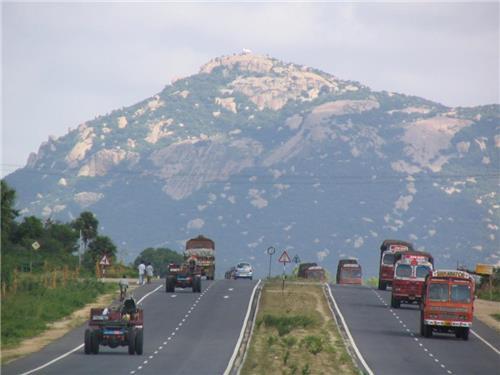 Transport in Krishbagiri
