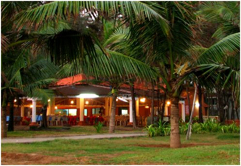Resorts in Mahabalipuram