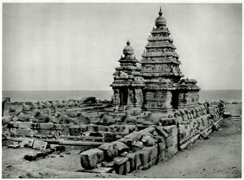 History of Mamallapuram