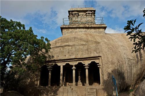 Mahishamardini Cave