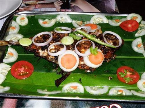 Food of Mamallapuram