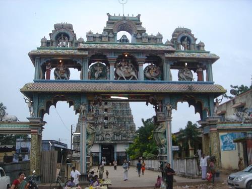 Amritaghateswarar Abhirami Temple