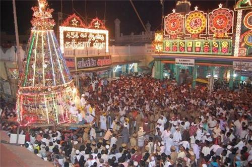 Nagore Dargah during Festival