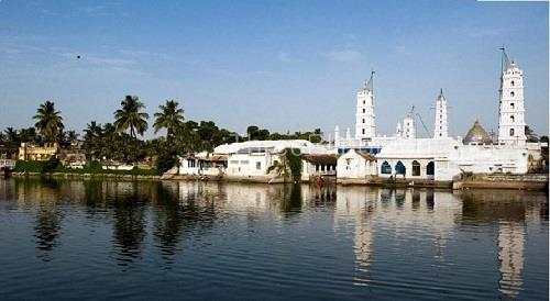 Tourist attractions in Nagapattinam