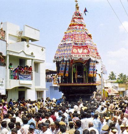 Namakkal Car Festival