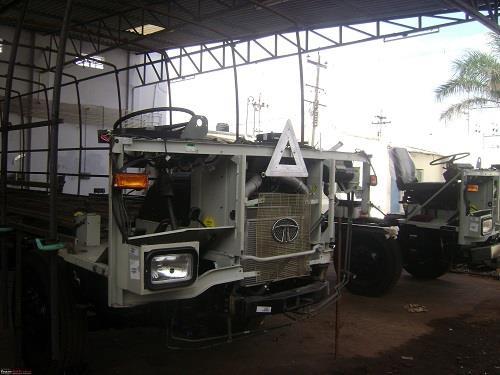 Namakkal Lorry/Truck Body Building