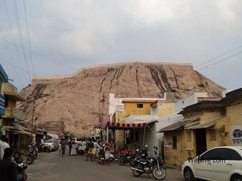 Namakkal City