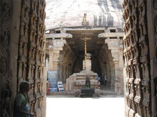 Namakkal Temple View