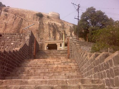 Renganatha Temple in Namakkal