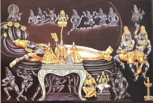 Sri Ranganathar Temple Namakkal
