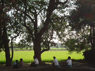 village near Sriperumbudur
