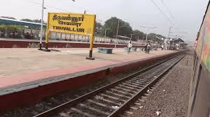 Railways in Thiruvallur