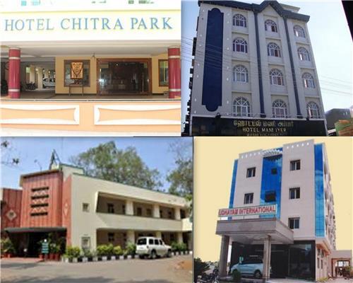 Luxury Hotels in Tiruchendur