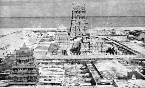 History of Tiruchendur