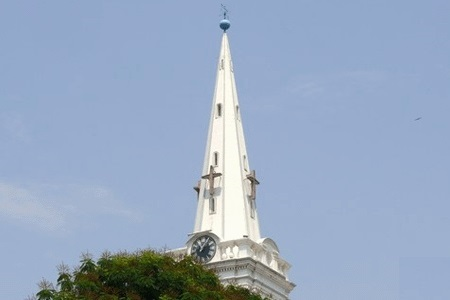 Tirunelveli Trinity Church