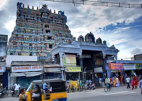 Temples in Tirunelveli