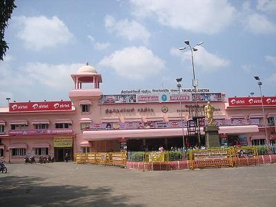 Tirunelveli Railway Station