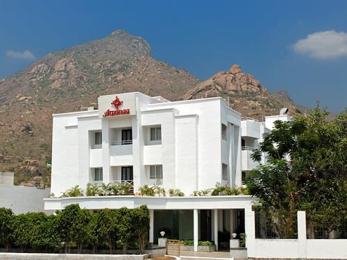 Hotels in Tiruvannamalai