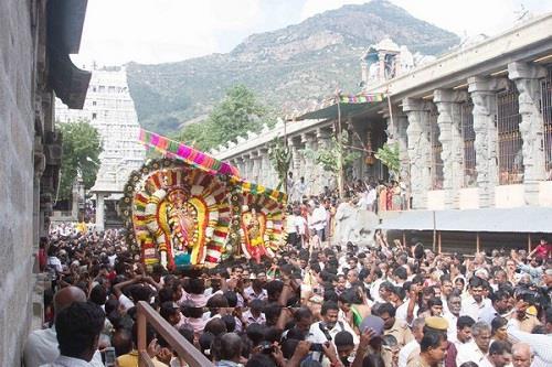 Temples in Tiruvannamalai