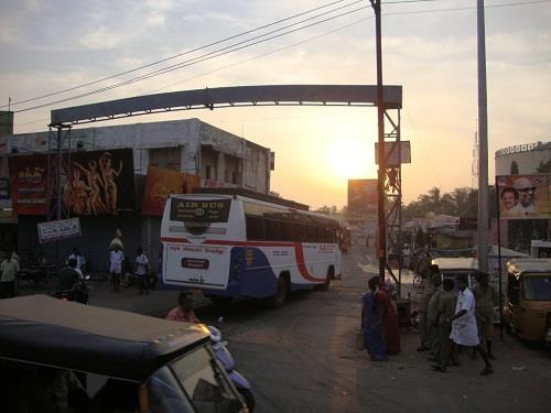 Tiruvannamalai Bus Stand