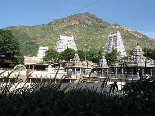 Arunachaleswarar Temple Tiruvannamalai