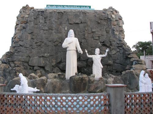 Fountain of Revelation Velankanni