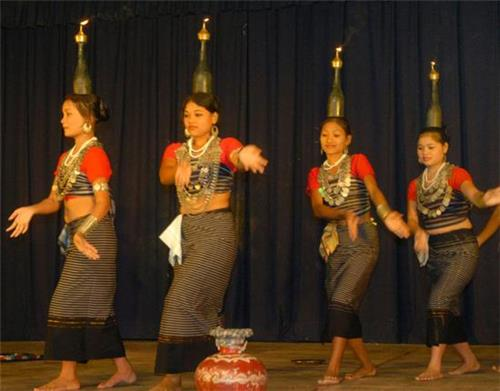 Dances of Tripura
