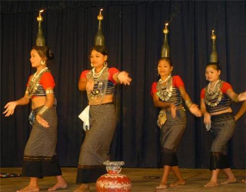 Dances of Tripura