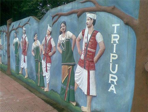 Kharchi Festival of Tripura